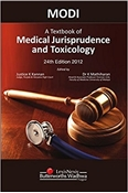 Picture of A Text of Medical Jurisprudence & Toxicology