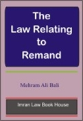 Picture of Law relating to REMAND