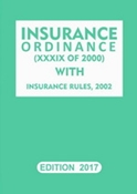 Picture of Insurance Ordinance 2000