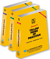 Picture of Jamal`s Yellow Pages of Pakistan 2019