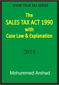Picture of The Sales Tax Act 1990