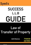 Picture of LLB Guide Law of Transfer of Property