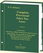 Picture of The Complete Provincial Sales Tax Laws 2019