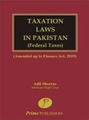 Picture of Taxation Laws in Pakistan