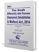 Picture of Sindh Differently able Person (Employment, Rehabilitation & Welfare) Act 2014