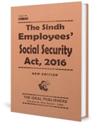 Picture of Sindh Employees` Social Security Act 2016