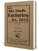 Picture of Sindh Factories Act 2015