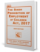 Picture of Sindh Prohibition of Employment of Children Act 2017