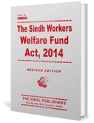 Picture of Sindh Workers Welfare Fund Act 2014