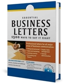 Picture of Essential Business Letters