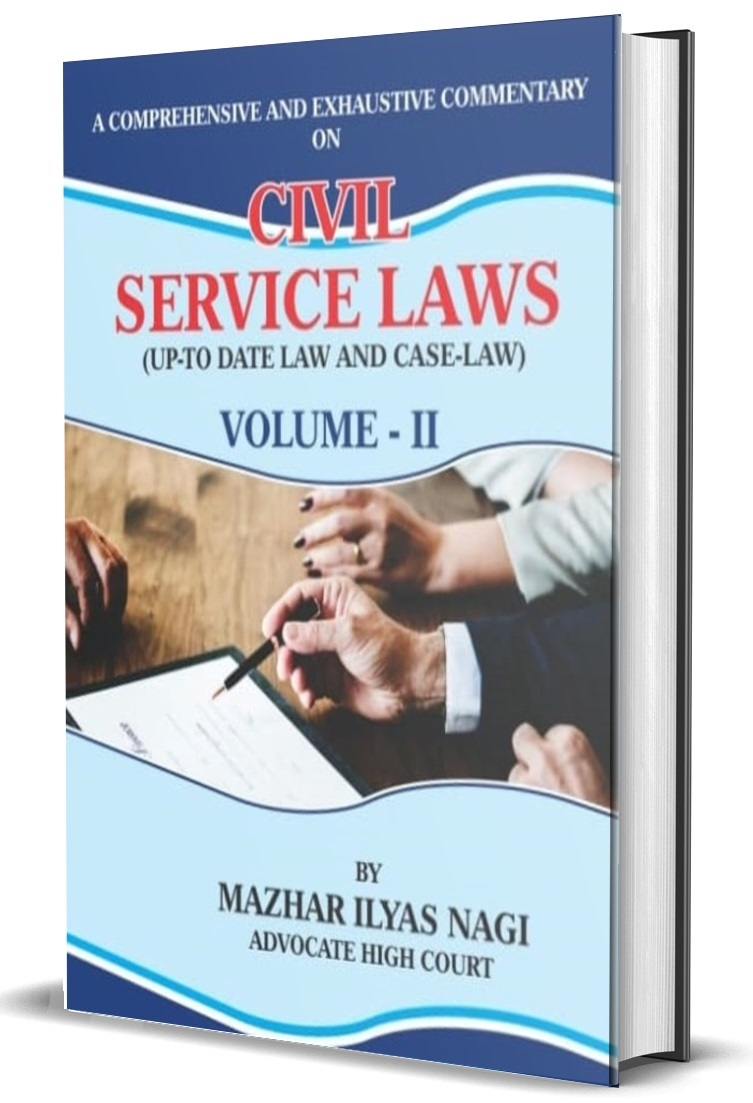 Picture of Civil Service Laws