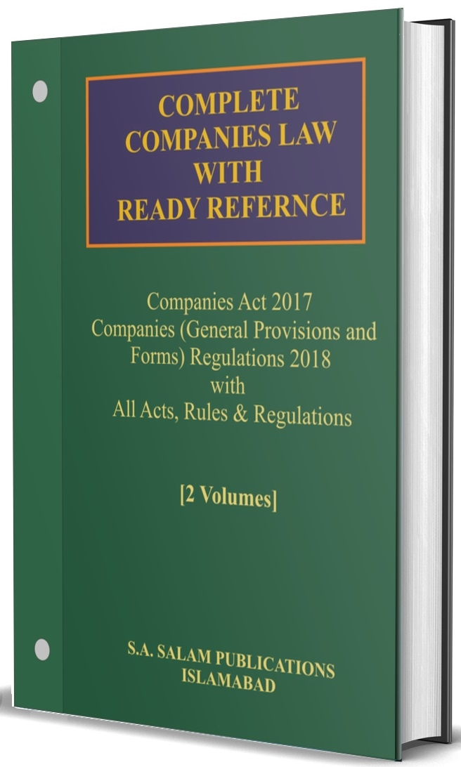 Picture of Complete Companies Law with Ready Reference