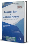 Picture of Corporate Laws and Secretarial Practices