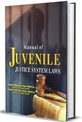Picture of Manual of Juvenile Justice System Laws