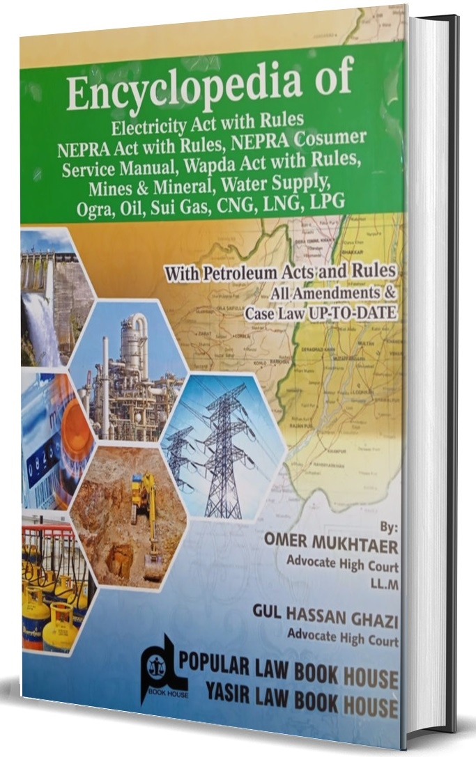 Encyclopedia of Electricity, Petroleum, Sui Gas, Mines & Minerals