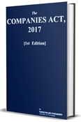 Picture of Companies Act, 2017 (2019 ed.)