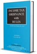 Picture of Income Tax Ordinance, 2001 & Income Tax Rules, 2002
