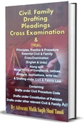 Picture of Civil, Family Drafting, Pleadings, Cross Examination & Trial