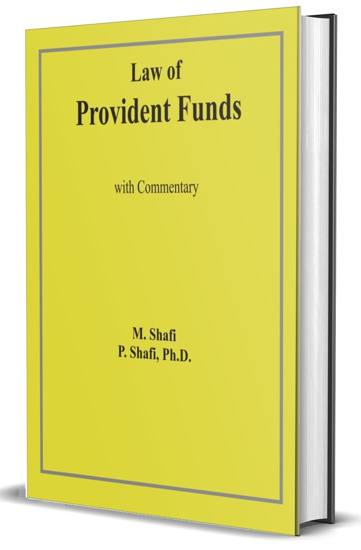 Picture of Law of Provident funds