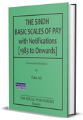 Picture of Sindh Basic Scale of Pay 1983 to 2019