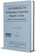 Picture of A Handbook to PERs/ACRs with Case Laws & Appendices