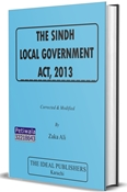 Picture of Sindh Local Government Act, 2013