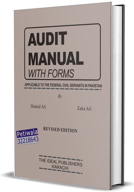 Audit Manual with Forms (With Forms)
