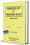 Picture of Combined Set of Treasury Rules Vol. 1 & 11 (With Model Questions & Answers)