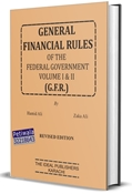 Picture of G.F.R. General Financial Rules Vol. 1 & 11 (With Model Questions & Answers)