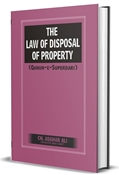 Picture of Law of Disposal of Property