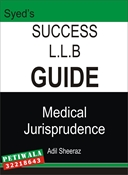 Picture of LLB Guide Medical Jurisprudence