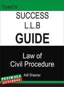 Picture of LLB Guide Law of Civil Procedure