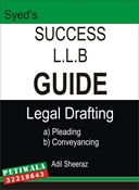 Picture of LLB Guide Legal Drafting
