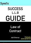 Picture of LLB Guide Law of Contract