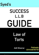 Picture of LLB Guide Law of Tort