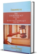 Picture of The Court Fees Act, 1870 & Suit Valuation Act, 1887