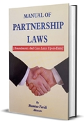 Picture of Manual of Partnership Laws