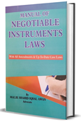 Picture of Manual of Negotiable Instruments Laws