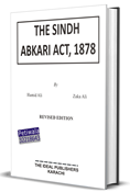 Picture of The Sindh Abkari Act, 1878