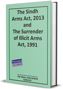 Picture of Sindh Arms Act, 2013