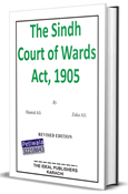 Picture of The Sindh  Court of Wards Act, 1905