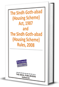 Picture of The Sindh Goth-abad (Housing Scheme) Act, 1987