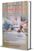 Picture of Manual of Rent Laws