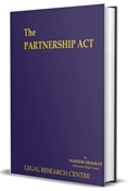 Picture of The Partnership Act, 1932