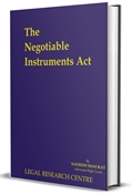 Picture of The Negotiable Instruments Act, 1881