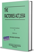 Picture of Factories Act 1934