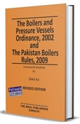 Picture of Boilers & Pressure Vessels Ordinance,2002 & Rules