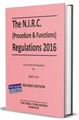Picture of NIRC (Procedure & Functions) Regulations 2016