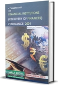 Picture of Commentaries on Financial Institutions (Recovery of Finances) Ordinance,2001
