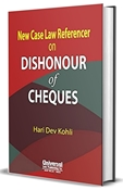 Picture of New case law reference on Dishonour of Cheques